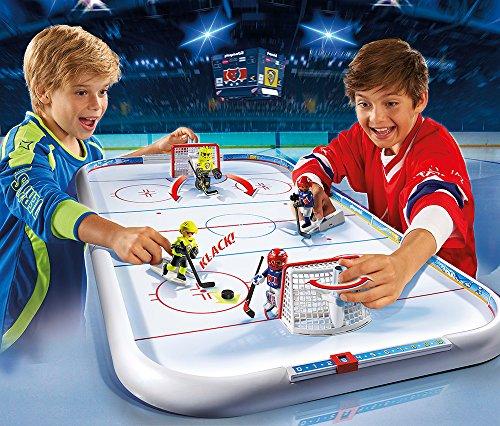 Playmobil Eishockey Arena - 3