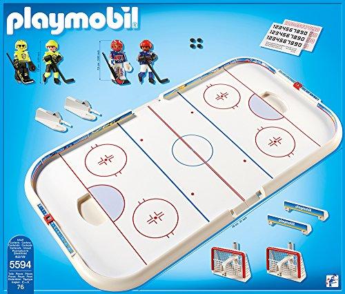 Playmobil Eishockey Arena - 4
