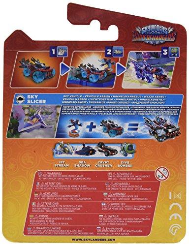 Skylanders Superchargers Fahrzeuge – Sky Slicer & Co. - 2