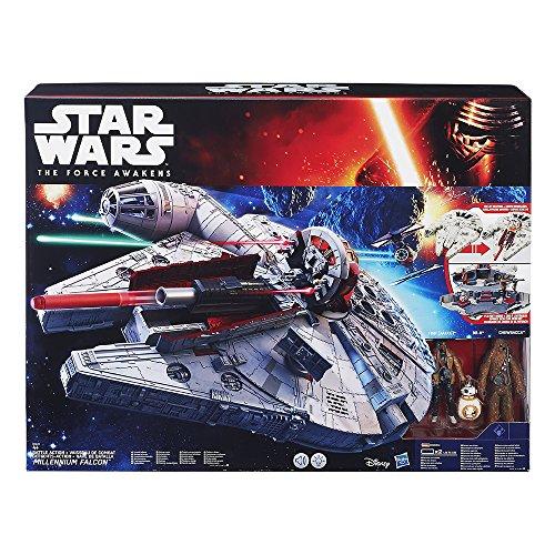 Hasbro Star Wars Millennium Falcon / Falke - 3