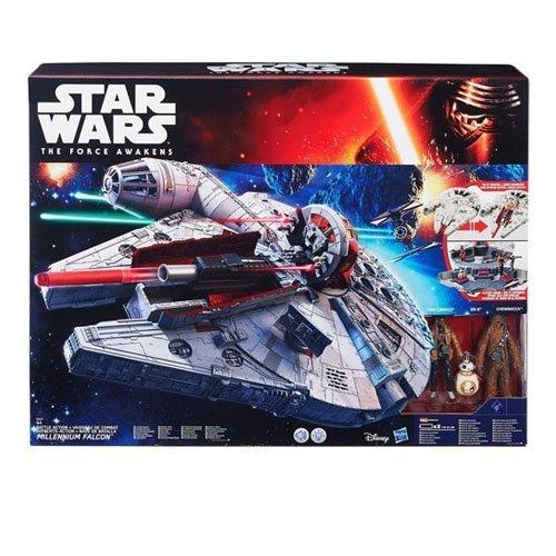 Hasbro Star Wars Millennium Falcon / Falke - 4