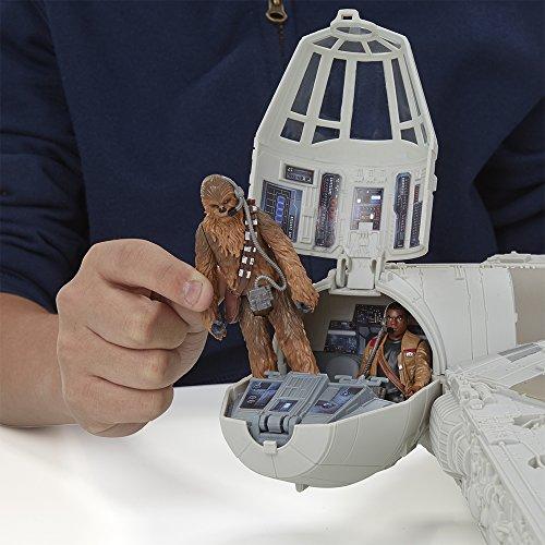 Hasbro Star Wars Millennium Falcon / Falke - 5