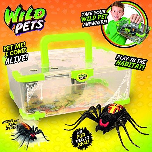 Wild Pets Spinne / Spider - 3