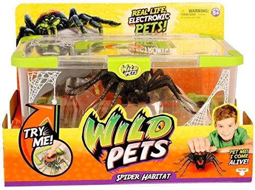 Wild Pets Spinne / Spider - 10