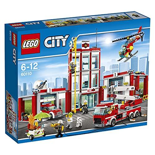 LEGO Feuerwehrstation (LEGO 60110)