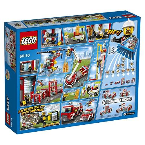 LEGO Feuerwehrstation (LEGO 60110) - 3