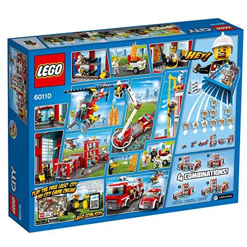 LEGO Feuerwehrstation (LEGO 60110) - 12