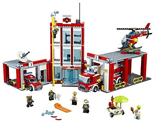 LEGO Feuerwehrstation (LEGO 60110) - 4