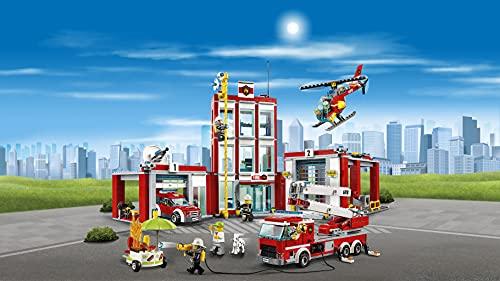 LEGO Feuerwehrstation (LEGO 60110) - 5