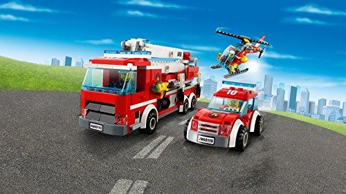 LEGO Feuerwehrstation (LEGO 60110) - 8