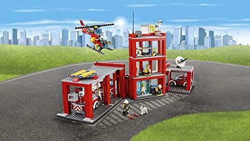 LEGO Feuerwehrstation (LEGO 60110) - 9