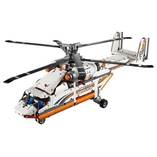 LEGO Technic 42052 Schwerlasthubschrauber - 4