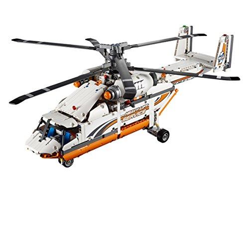 LEGO Technic 42052 Schwerlasthubschrauber - 5
