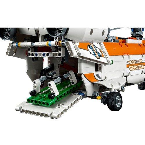 LEGO Technic 42052 Schwerlasthubschrauber - 6