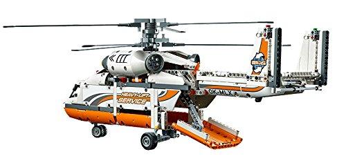LEGO Technic 42052 Schwerlasthubschrauber - 7