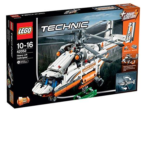 LEGO Technic 42052 Schwerlasthubschrauber - 8