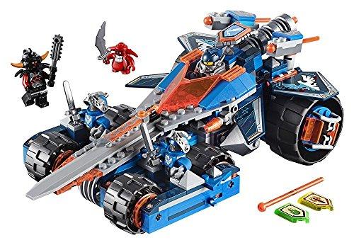 Lego Nexo Knights – Clays Klingen-Cruiser & mehr - 5