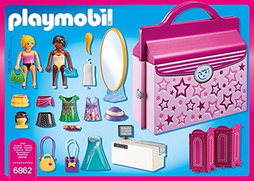 Playmobil Modeboutique zum Mitnehmen - 4