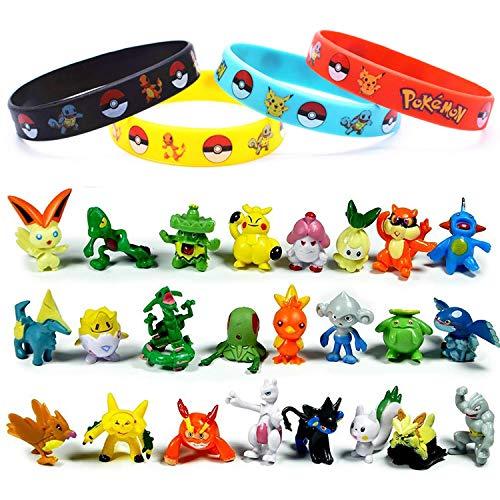 Pokemonfiguren aus Plüsch und Plastik – Pikachu & Co. - 3