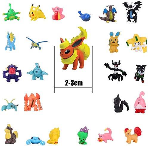 Pokemonfiguren aus Plüsch und Plastik – Pikachu & Co. - 9