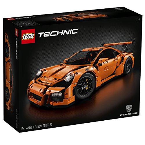 LEGO Technic 42056 – Porsche 911 GT3 RS - 3