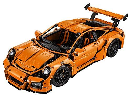 LEGO Technic 42056 – Porsche 911 GT3 RS - 5