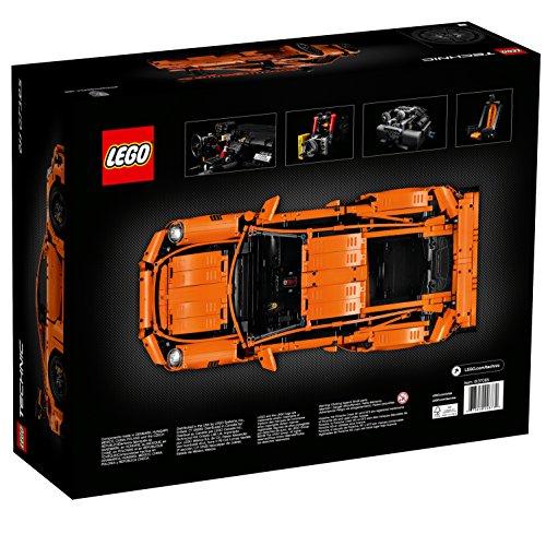 LEGO Technic 42056 – Porsche 911 GT3 RS - 10