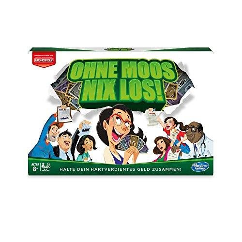 Ohne Moos nix los – Hasbro Spiel - 8