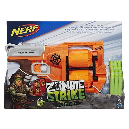 Nerf Zombie Strike FlipFury - 3