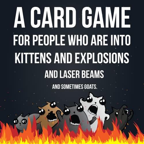 Imploding Kittens: Spielerweiterung von Exploding Kittens - 4
