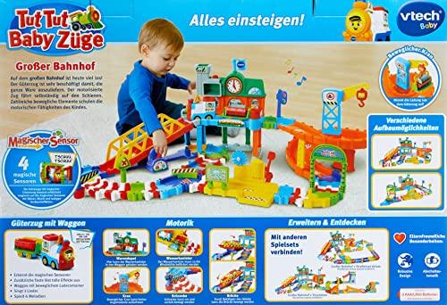 VTech Tut Tut Bahnhof (Baby-Flitzer) - 7