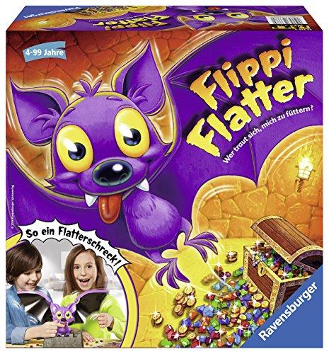 Flippi Flatter, Aktionsspiel von Ravensburger