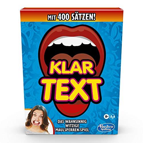 """Das neue Kultspiel """"Klartext"""" (Speakout)"""