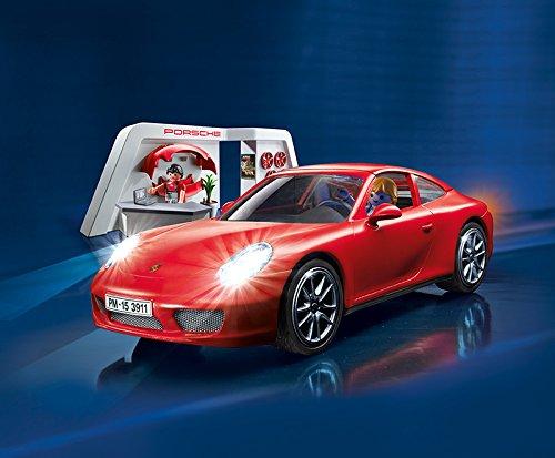 Playmobil Porsche 911 Carrera S (3911) und Targa 4 S - 3