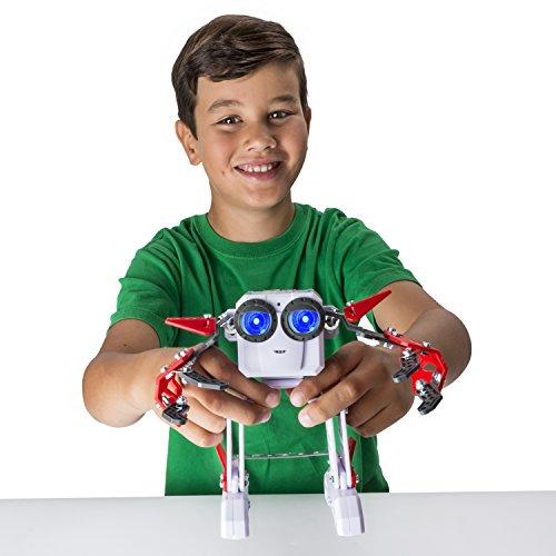Spin Master Micronoids – rot, grün und blau - 6