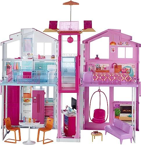 Barbie Stadthaus (3 Etagen)