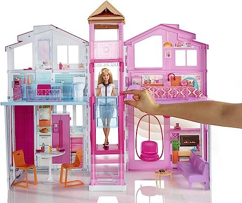 Barbie Stadthaus (3 Etagen) - 4