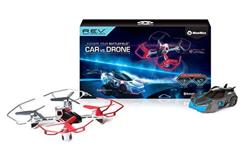 R.E.V. Air, ferngesteuertes Auto und Quadrokopter mit künstlicher Intelligenz - 7