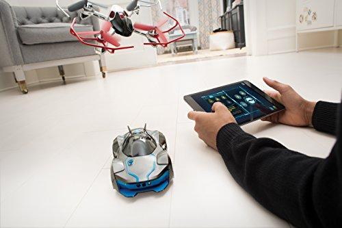 R.E.V. Air, ferngesteuertes Auto und Quadrokopter mit künstlicher Intelligenz - 10