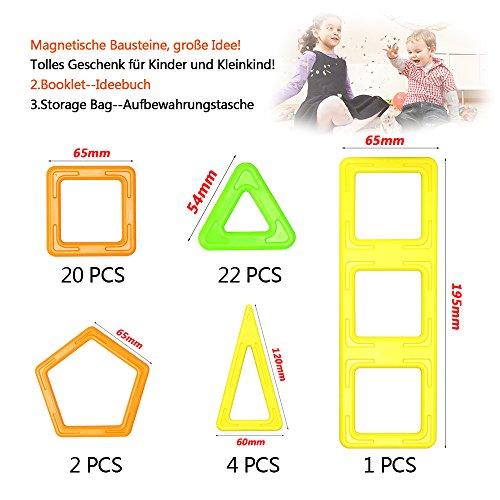 InnooTech Magnetische Bausteine - 5