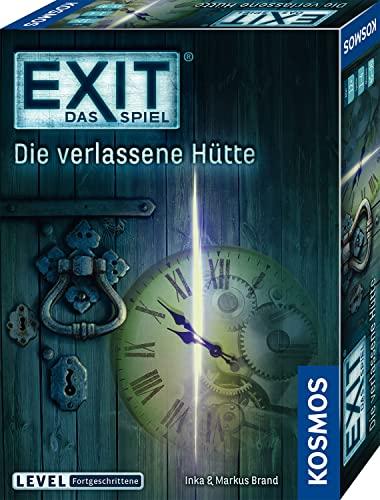 Exit - Spiele, Die verlassene Hütte & Co. (Kosmos)