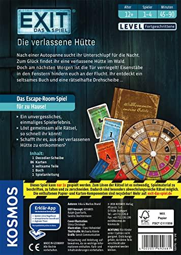Exit – Spiele, Die verlassene Hütte & Co. (Kosmos) - 3