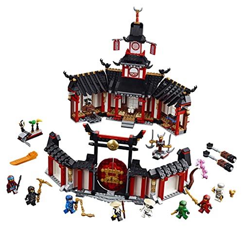 LEGO 70756 – Lego Ninjago Finale im Dojo - 3