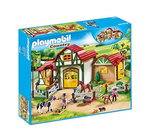 PLAYMOBIL 6926 - Großer Reiterhof 2017