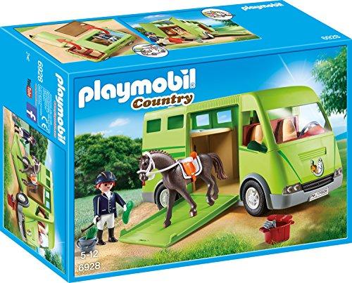 PLAYMOBIL 6928 - Pferdetransporter 2017