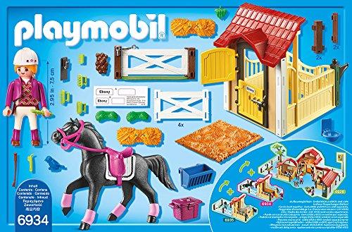 PLAYMOBIL 6934 - Pferdebox