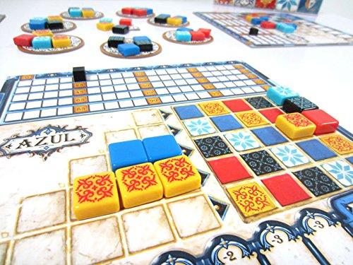Pegasus Spiele 54801G – Azul (Next Move Games) Spiel des Jahres 2018 - 5