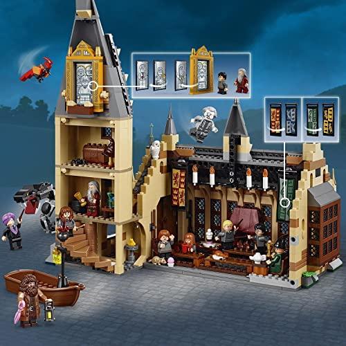 LEGOHarryPotter – Die große Halle von Hogwarts (75954) Bauset (878Teile) - 3