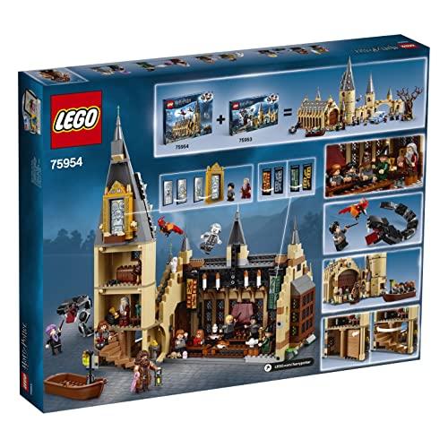 LEGOHarryPotter – Die große Halle von Hogwarts (75954) Bauset (878Teile) - 9