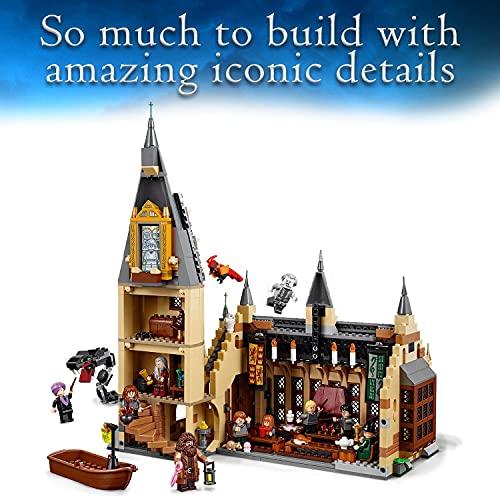 LEGOHarryPotter – Die große Halle von Hogwarts (75954) Bauset (878Teile) - 11